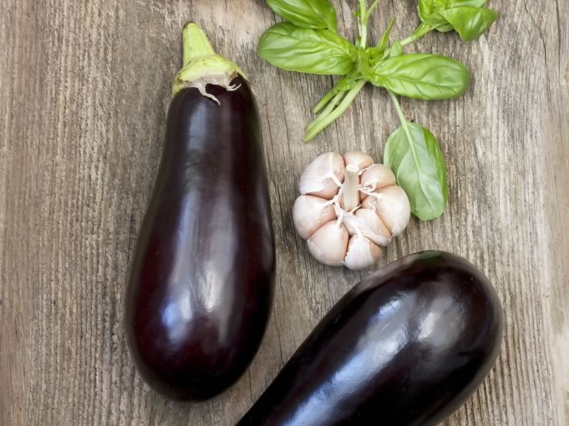 be proud of your eggplants