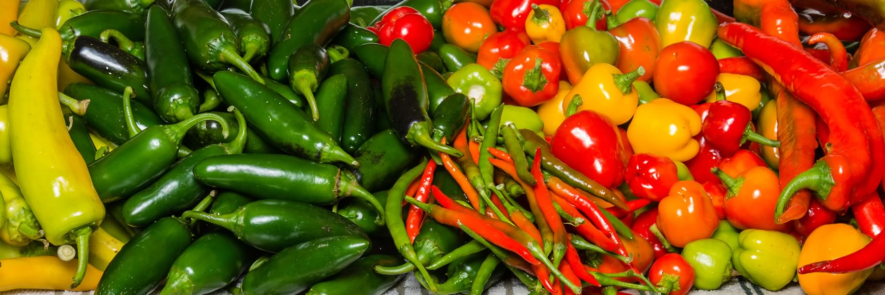 specialty hot peppers