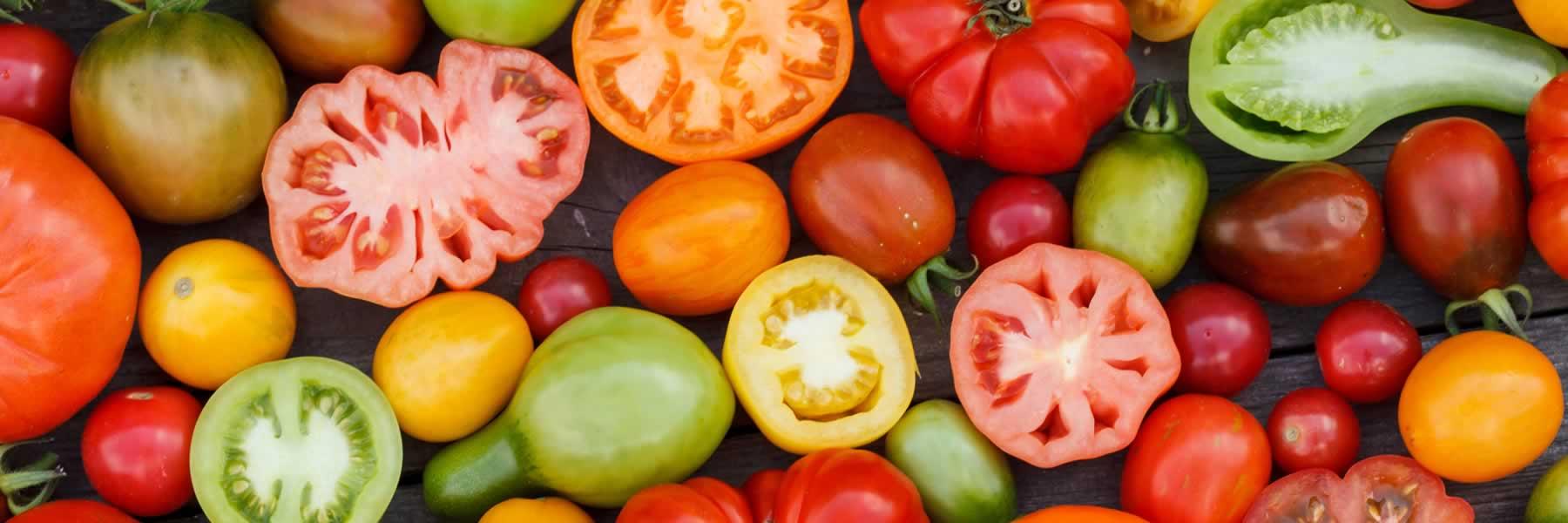 Heritage Tomatoes